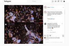Bazar Sepi, Penyelenggara Inisiatif Bikin Konser Musik di Cilandak yang Videonya Viral karena Timbulkan Kerumunan