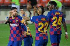 Alaves Vs Barcelona, Blaugrana Ingin Akhiri Musim dengan Kemenangan