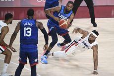 Daftar 8 Besar dan Jadwal Perempat Final Basket Putra Olimpiade Tokyo, AS Vs Spanyol