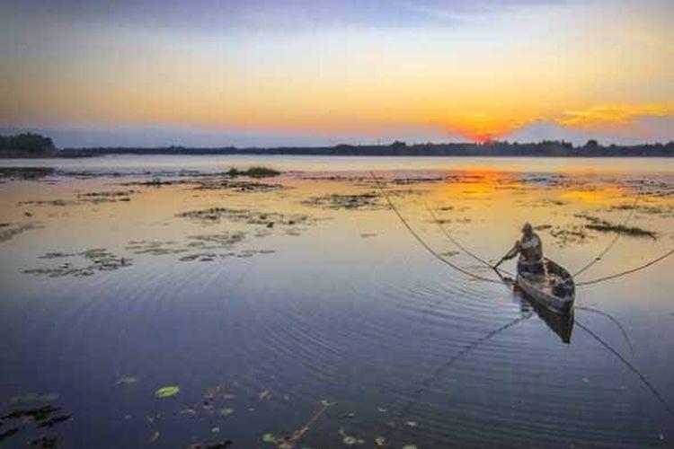Danau Tirta Gangga