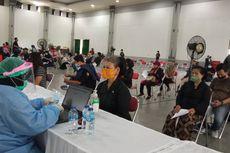 Ratusan Abdi Dalem Keraton Yogyakarta Mulai Divaksin Covid-19