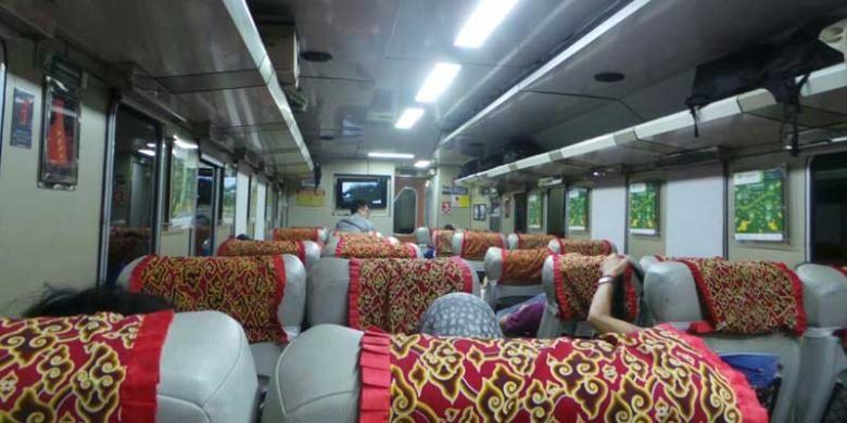 85 Koleksi Gambar Kursi Kereta Ekonomi Gratis Terbaik