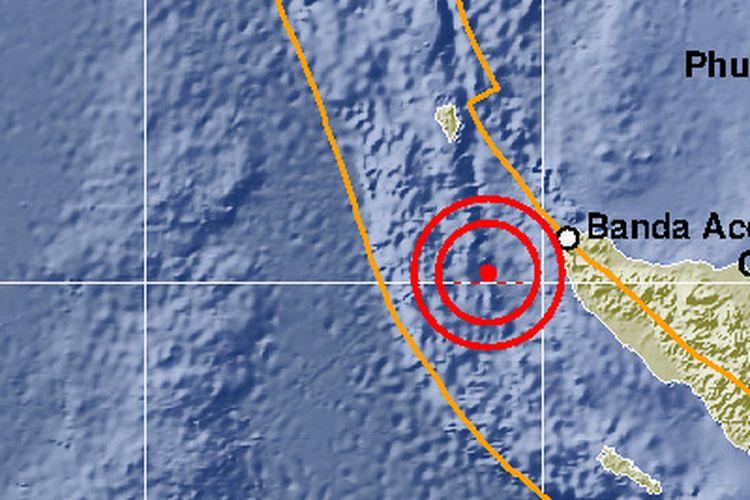 Hari Senin, 13 Juli 2020 pukul 07.58.46 WIB wilayah Samudera Hindia Pantai Barat Sumatera diguncang gempa tektonik. Hasil analisis BMKG menunjukkan gempabumi ini memiliki parameter update dengan magnitudo  M=5,4.
