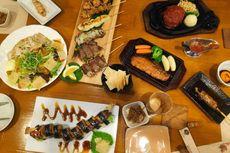 Mencoba Makanan Jepang di Tori Hachi Melawai Blok M