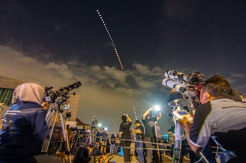 Melalui Karya Astrofotografi, Astronom Ini Patahkan Mitos Gerhana Bulan
