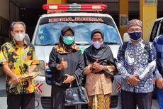 Nenek 86 Tahun di Bantul Beli Ambulans untuk Diwakafkan dengan Tabungan Hasil Panen