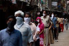 Covid-19 di India telah Lampaui 2 Juta Kasus