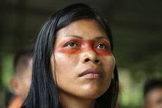 Perempuan Amazon, Pelindung Hutan Hujan Ribuan Hektar dari Pengeboran Minyak Bumi