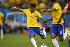 Neymar Bayar Kesalahan Marcelo