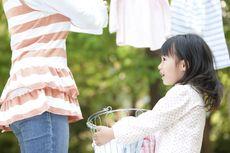 Libatkan Anak Dalam Pekerjaan Rumah Tangga, Ini Manfaatnya