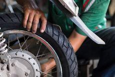 Motor Lama Menganggur, Waspada Pentil Ban Robek Akibat Ban Kempis
