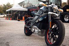 Harley-Davidson Mengaku Lagi Buat Moge Listrik
