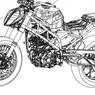 Paten KTM 390 Supermoto Bocor, Pakai Radar