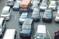 Jalan Sudirman-Thamrin-Gatot Subroto Direncanakan Jadi Satu Arah