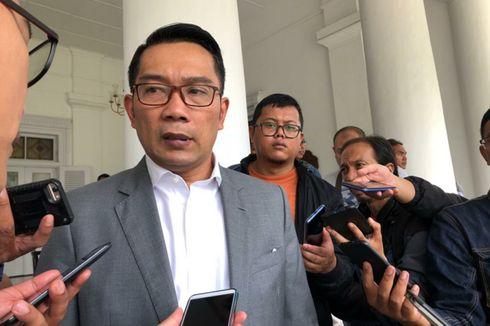 Wagub Uu Dituduh Menipu Kontraktor, Ini Tanggapan Ridwan Kamil