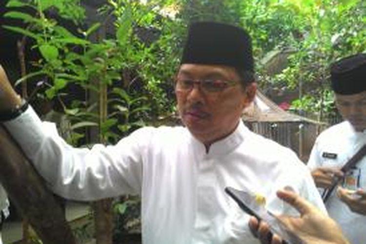 Wali Kota Jakarta Selatan, Tri Kurniadi.