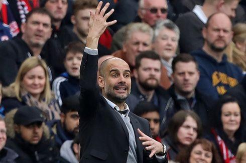 Man City Menang Telak dan Tak Kebobolan, Guardiola Semringah