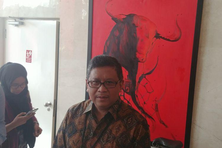 Sekjen PDI-P Hasto Kristiyanto