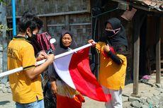 Aksi Pemuda Demak Menyambut HUT RI di Masa Pandemi