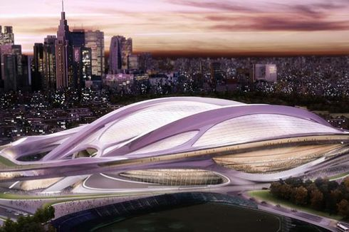Hujan Kritik untuk Stadion Olimpiade Tokyo 2020....