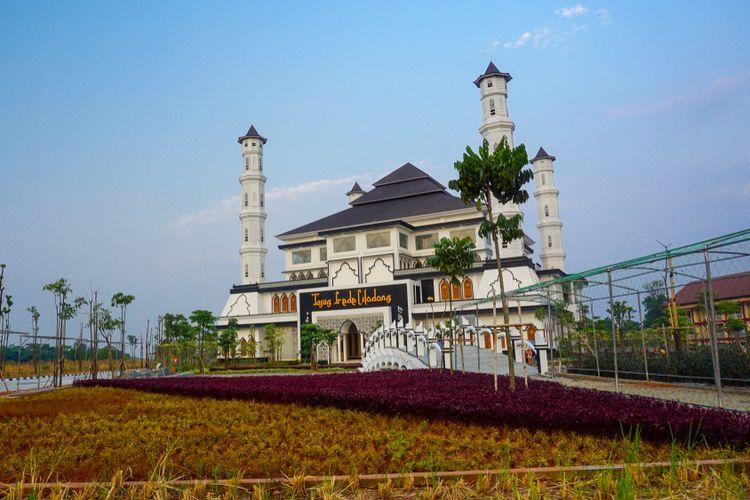 Tajug Gede Cilodong, tujuan pada itinerary di Purwakarta