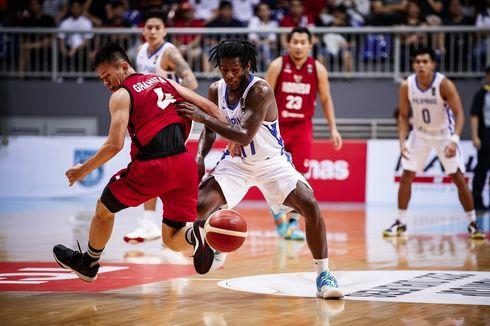 Hasil Kualifikasi FIBA Asia Cup 2021, Indonesia Kalah Telak dari Filipina