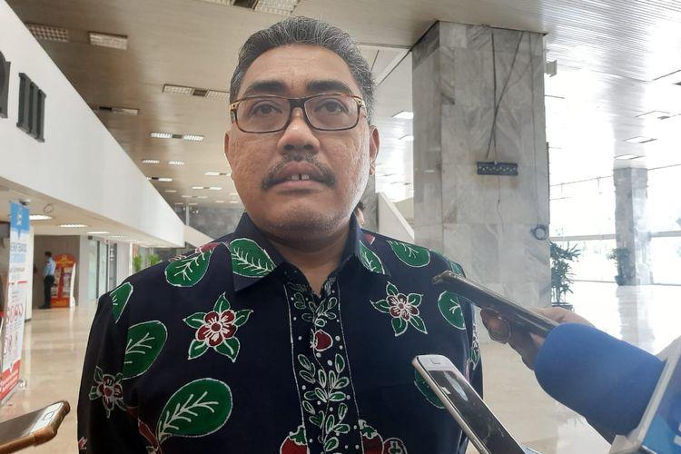 Waketum PKB Jazilul Fawaid di DPR, Senayan, Jakarta, Selasa (17/12/2019).
