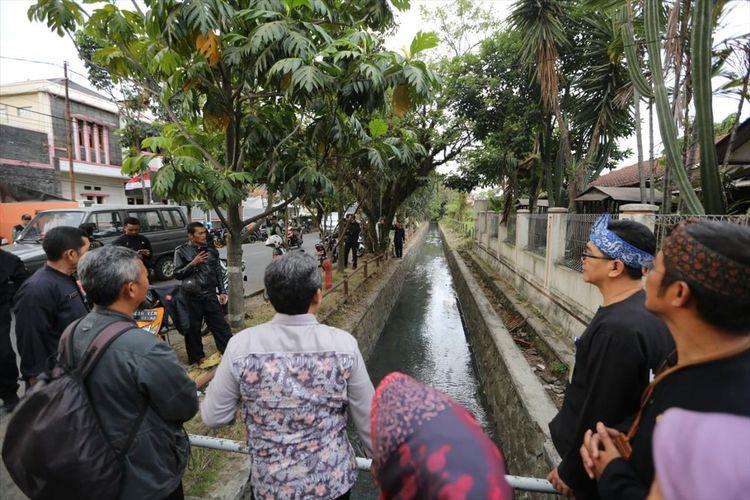 Pemerintah Kota Bandung bakal menyulap got di koridor Jalan Guntursari Wetan, Kelurahan Turangga, Kecamatan Lengkong, menjadi area wisata air.