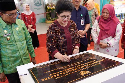 Menkes Resmikan Undata Medical Centre, Fasilitas Kesehatan di Palu Makin Lengkap