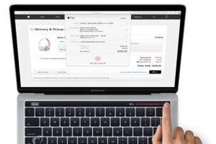 Bocoran foto MacBook Pro terbaru