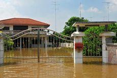 Dua Negara Bagian Malaysia Lumpuh oleh Air Bah