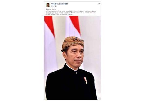 Busana Apa yang Akan Dikenakan Jokowi dalam Debat Pertama?