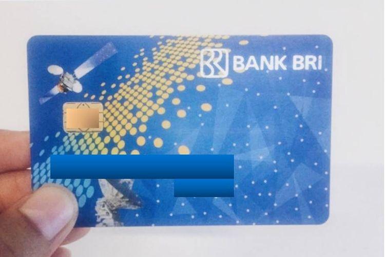 Ilustrasi ATM ber-chip