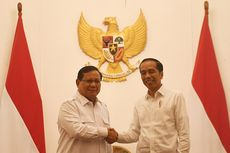 Prabowo Minta Jokowi Tak Ragu Ambil Keputusan Terkait Koalisi