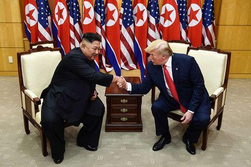 Trump: Kim Jong Un Tidak Akan Mengecewakan Saya