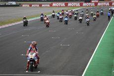 Gara-gara Insiden Argentina, Prosedur Grid Start MotoGP Diubah