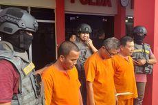 Polda Riau Tangkap Lima Pelaku Pencurian Minyak PT Chevron