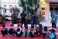 Polisi Tangkap 8 Remaja yang Diduga Hendak Tawuran di Daerah Jelambar