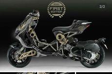 Spesial, Indonesia dapat Banyak Jatah Italjet Dragster Limited Edition