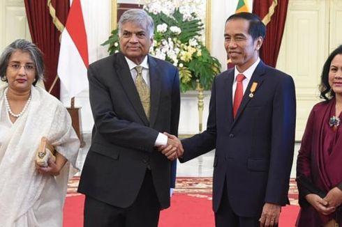 Jokowi Sebut PM Sri Lanka Beri