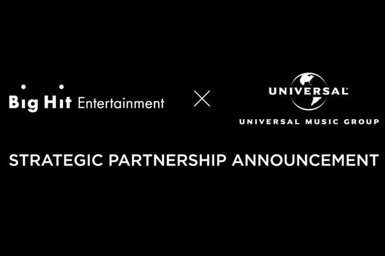 Big Hit Entertainment dan Universal Music Group bekerja sama untuk membentuk boy group dengan audisi di AS.