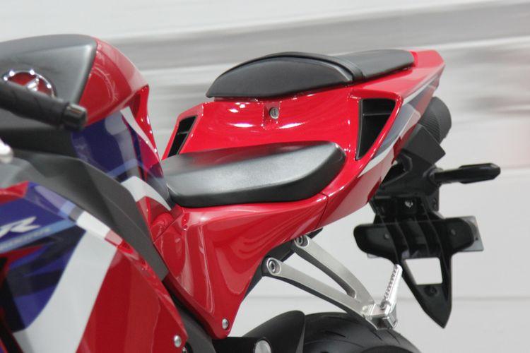 All New CBR600RR dengan warna baru telah hadir di Indonesia