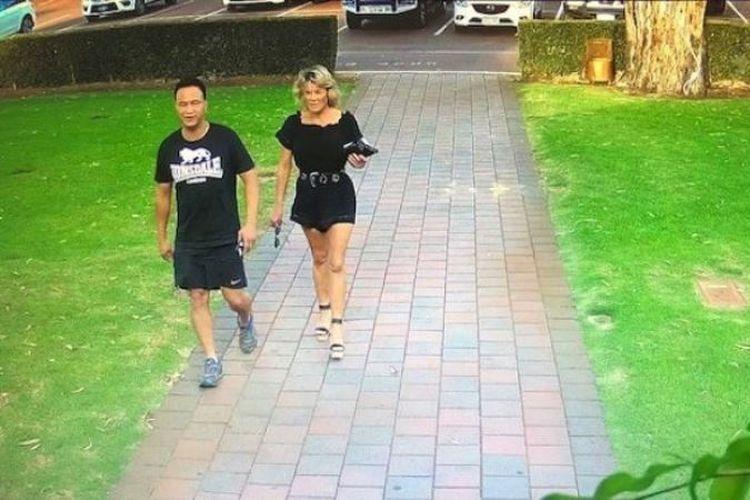 Pasangan di Australia ini menjadi buronan polisi setelah makan di sejumlah restoran tanpa membayar. (Facebook/Elmars in the Valley)