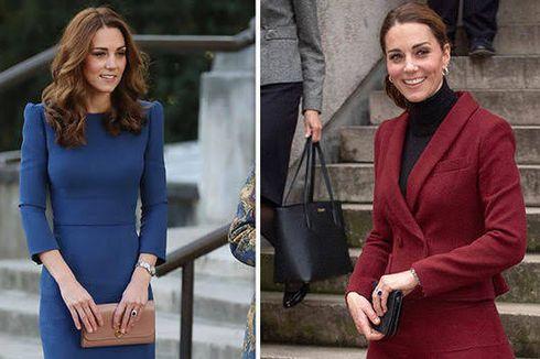 Barang-barang Wajib Kate Middleton Ketika Bepergian