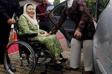 Sinta Nuriyah Menangis Lihat Fasilitas Umum untuk Disabilitas