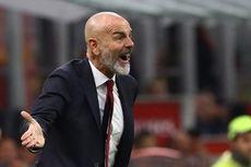 Lecce Vs Milan, Pioli Tak Peduli soal Kabar Pemecatan