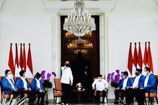 Pasca-Reshuffle Kabinet Indonesia Maju, Siapa Menteri Dengan Persepsi Paling Positif?