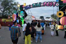 Hari Pertama We The Fest, Penonton Siap Tonton Aksi Dewa 19 hingga Troye Sivan
