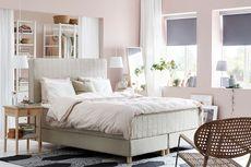 Tips Mendekorasi Kamar Tidur Kecil ala IKEA