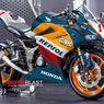 Referensi Modifikasi All New CBR150R Pakai Livery MotoGP